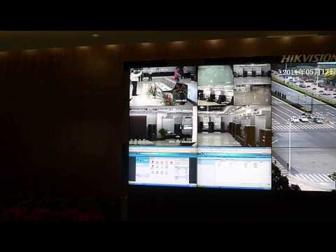 HIKVISION - Video Wall - Security One