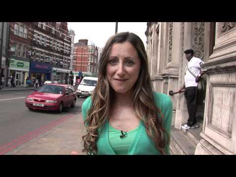 Natalie Fee - Presenter Studio - Alternative Lifestyle Expert and TV Presenter