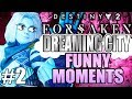 FUNNY DREAMING CITY HIGHLIGHTS! FUNNIEST!   Funny Destiny 2 Forsaken Gameplay Part 2