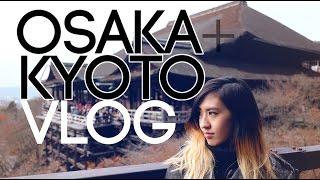 日本大阪旅遊 Osaka, Japan Travel Diary/ Vlog