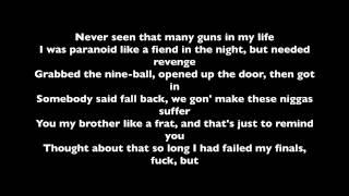 Kendrick Lamar - Average Joe [HQ & Lyrics]