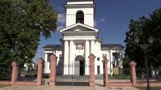 ВОСКРЕСЕНСКАЯ ЦЕРКОВЬ В БАТУРИНЕ Baturin Ukraine