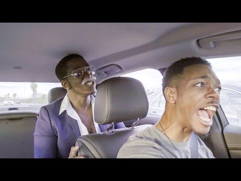 MONEY CHASE TO LOS ANGELES | Renny & Reggie Couz