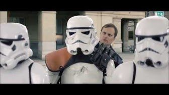 Kapo Bern verteilt Busse an Stormtrooper