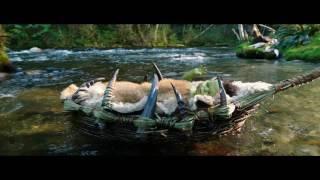 Путешествие Тралла по реке. Варкрафт. Warcraft 2016