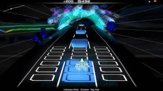 Audio Surf - Eminem - Rap God *no greys*