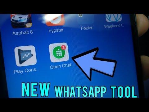 New Amazing WhatsApp Tool For Smart Chatting 2018
