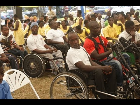 Rehabilitation Centre For Training PWDs Closed Down For Eight Years