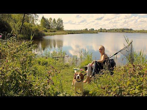 Рыбалка с Ночёвкой на Закидушки. Двое суток с Женой и Жориком. Копчёный Карп.