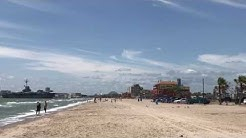 North Beach Corpus Christi + Beach lunch beach food ideas