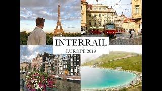 INTERRAIL 2019 - Europe by train