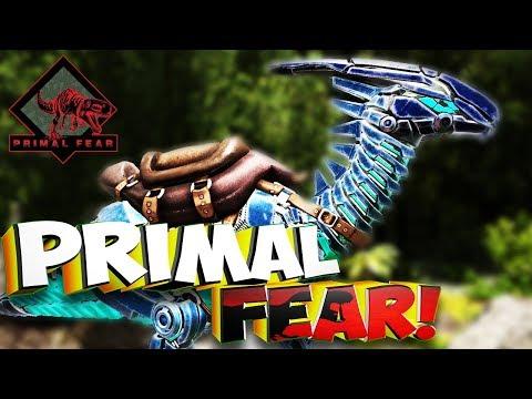 Primal Fear. Новый сезон!  - Ark Survival Evolved Primal Fear #1