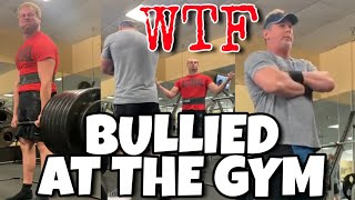 MAN GETS BULLIED FOR USING GYM CHALK AT Fitness Connection in Raleigh, NC   NOT ALLOWED TO DEADLIFT!