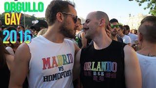 ORGULLO GAY (LGTB) MADRID 2016 - Curioso De Todo #cdt   edusanzmurillo