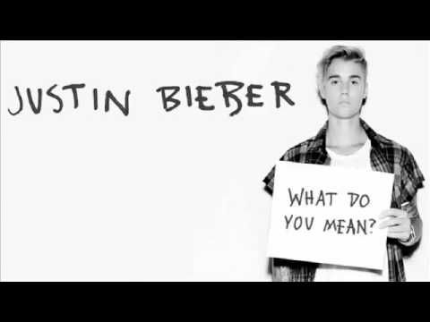 What Do You Mean   Justin Bieber Piano Version