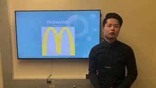 McDonalds bus 100w presentation