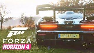 FORZA HORIZON 4 TERÁ MOTOS?? TRAILER OFICIAL E3 2018