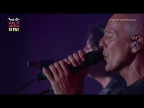 Rock In Rio 2017 Tears For Fears - Advice For The Young At Heart