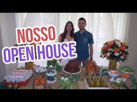 Vlog do Nosso Open House