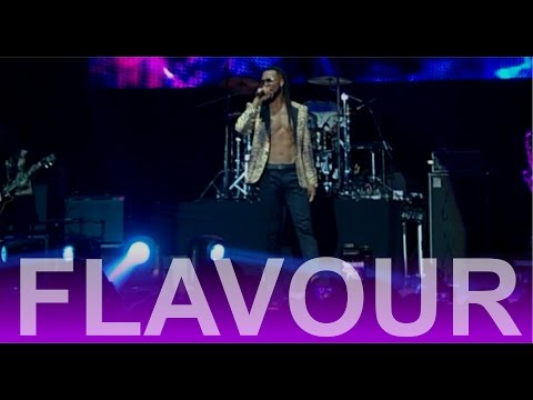 FLAVOUR PERFORMANCE at One Africa Music Fest 2017