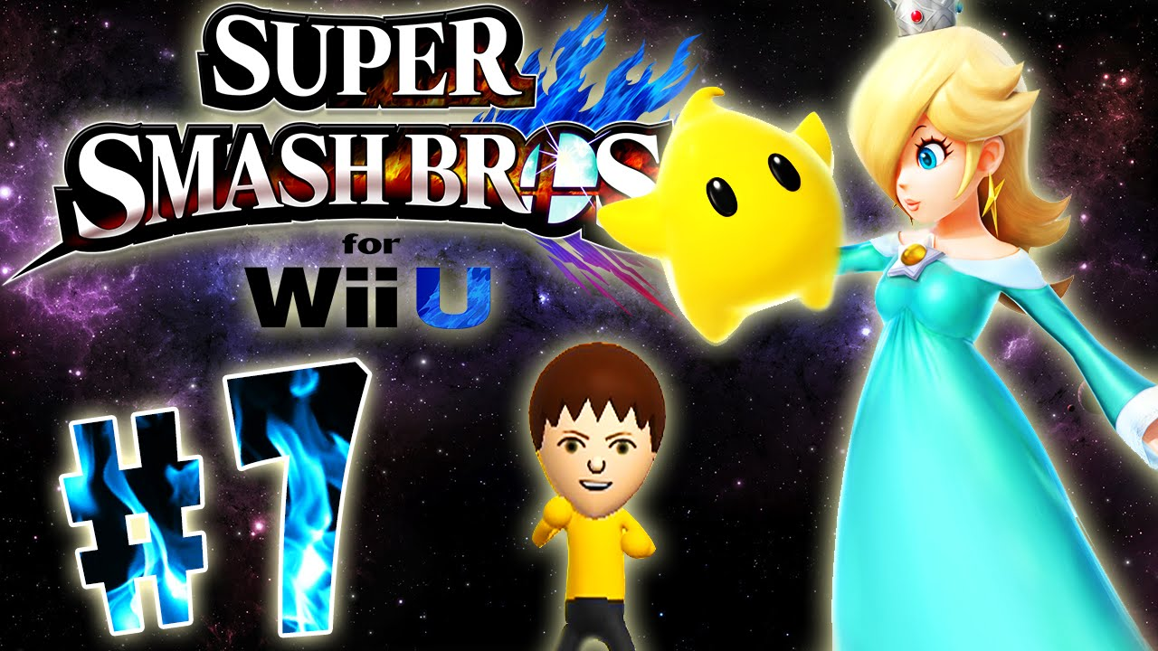 Super Smash Bros Wii U Smash Tour Music