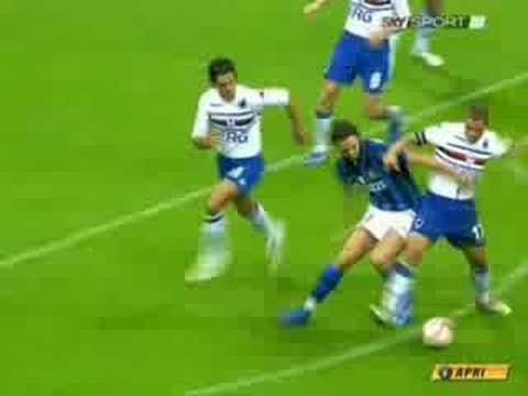 Inter 3 - 0 Sampdoria Ibra Gol