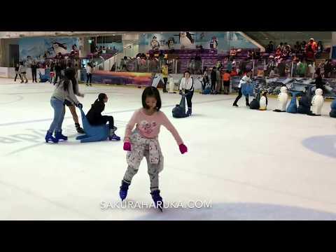 Ice-Skating @ The Rink, JCube   Sakuraharuka.com