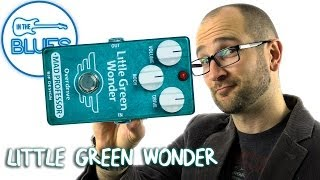 Mad Professor - Little Green Wonder Overdrive Demo