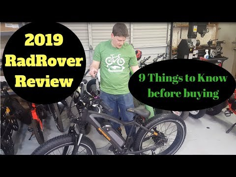 2019 RadRover - an honest review by Bolton Ebikes