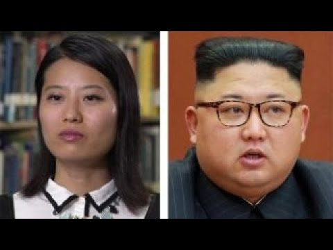 North Korean escapee urges action against Kim Jong Un