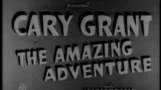 Alfred Zeisler - The Amazing Adventure (1936) w/ Cary Grant ENG Full Movie