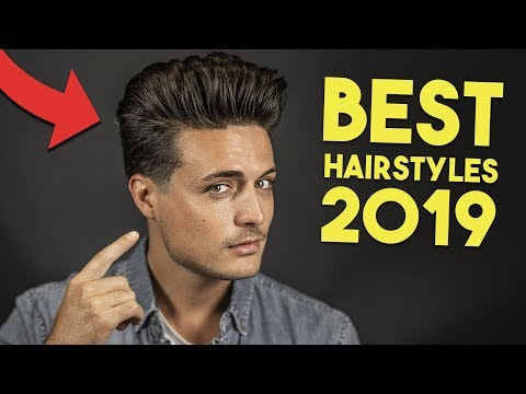 BEST Mens Hairstyles For Fall/Winter 2019 | Choose Your New Hairstyle!