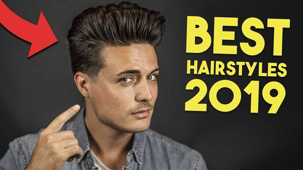 Best Mens Hairstyles For Fall Winter 2019 Choose Your New Hairstyle