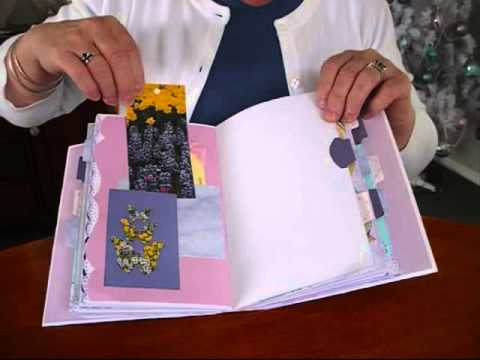 Junk Journal using the Easy Bind Method