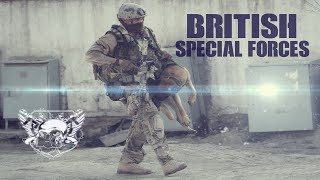 British Special Forces // Who Dares Wins