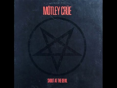 MOTLEY CRUE -  Helter Skelter