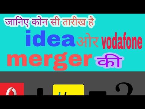 Idea vodafone new name,idea vodafone merger