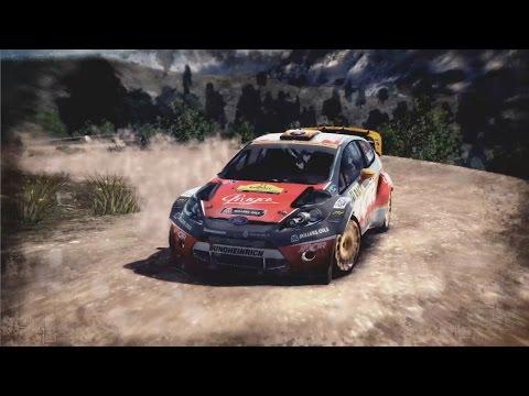『WRC 4 FIA ワールドラリーチャンピオンシップ』ローンチトレーラー