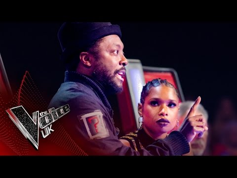 Jennifer and Will Discover Jack Bruleys Soul | The Voice UK 2017