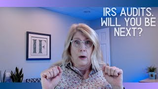 IRS Audits.  Steps the Self-Employed can take to reduce their risk.
