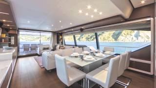 Gentili Mosconi Home veste Ferretti Yachts