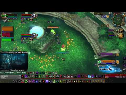 3000 2s Game - WoW Legion 2v2 Arenaz