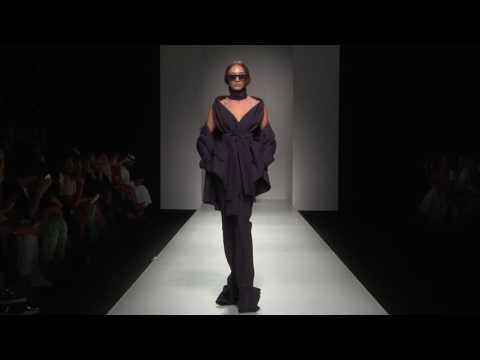 RAD HOURANI – ARAB FASHION WEEK, Dubai spring summer 2017, Ready Couture