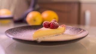 Лимонный тарт - простой и понятный рецепт