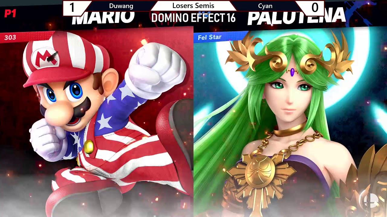 Download Smash Ultimate - Duwang (Mario) vs. Cyan (Palutena) - DE16 Singles Losers Semis