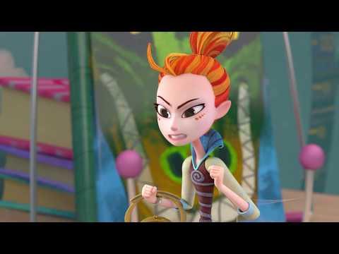 Фееринки - Волшебный сундук  (2 серия) Волшебные серии