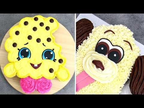 AWESOME Cupcake Cakes Decorating