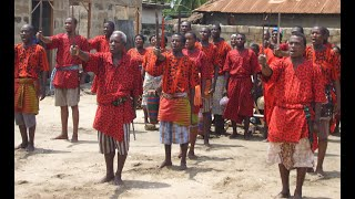 A Taste of Ewe Traditional Music and Dance from Ghana