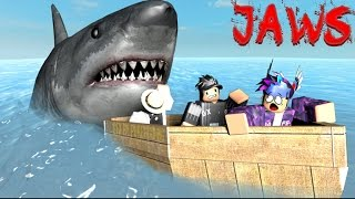 Roblox Adventure / Scary Jaw / Surivie or Die!