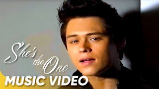 Repeat youtube video IKAW LAMANG Music Video by Enrique Gil (She's The One)